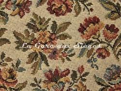 Tissu Chanée Ducrocq - Uzès - réf: 6216 Crème ( détail ) - Voir en grand
