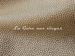 Tissu Deschemaker - Galuchat - réf: 103849 Mastic - Voir en grand