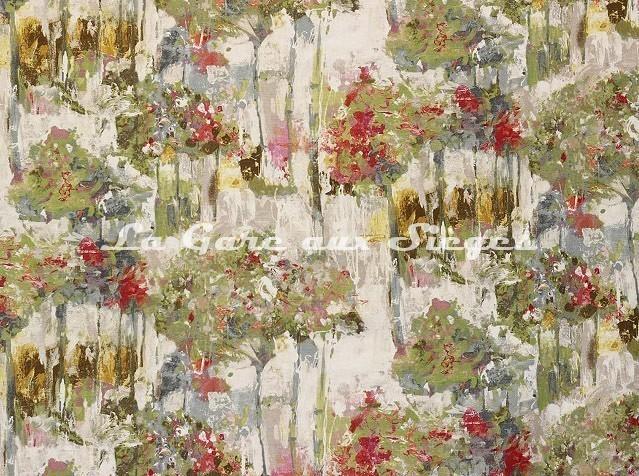 Tissu Casal - Van Gogh - réf: 30395 - Coloris: 30 Lichen - Voir en grand