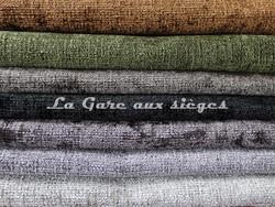 Tissu Carlucci - Madness - réf: CA1051 - Coloris: 024-030-021-099-026-081-091 - Voir en grand