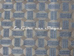 Tissu Casal - Jongleur - réf: 16187 - Coloris: 1076 Faïence Lin - Voir en grand