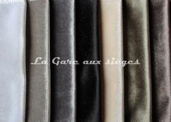 Tissu Carlucci - Palazzo velvet - réf: CA1175 - Coloris: 090-091-092-099-070-071-020 - Voir en grand