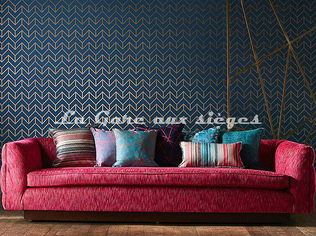 Papier peint Harlequin Tessellation - Voir en grand