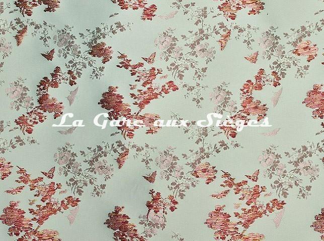 Tissu Dedar - Butterfly Revival - réf: T18042.001 Sakura - Voir en grand