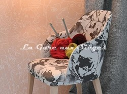 Tissu Jean Paul Gaultier - Pivonka - réf: 3470 - Voir en grand