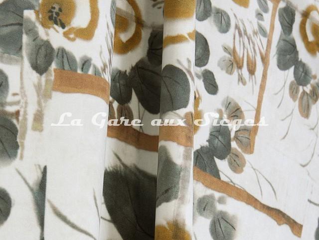 Tissu Jean Paul Gaultier - Babouchka - réf: 3469-001 Naturel - Voir en grand