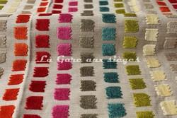 Tissu Deschemaker - Salvador - réf: 103686 - Multicolore - Voir en grand