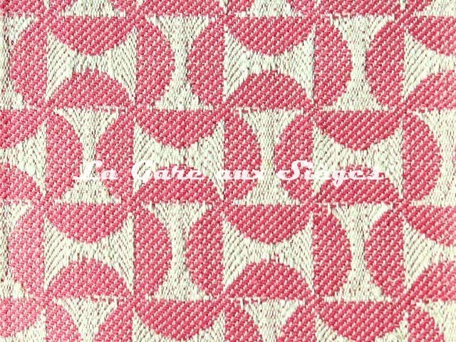 Tissu Scion - Forma - réf: 132929 Flamingo - Voir en grand