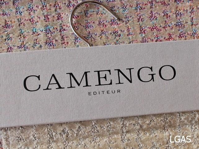 Tissus d'ameublement Camengo - La Gare aux Sièges - Voir en grand