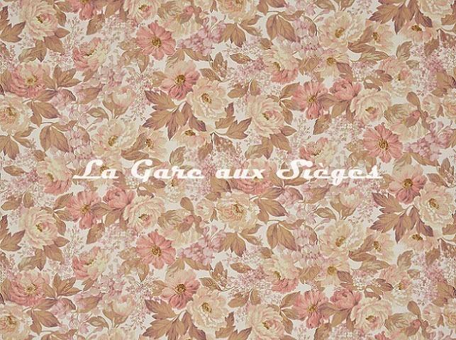 Tissu Pierre Frey - Dorothée - réf: F3385.001 Un jardin français - Voir en grand