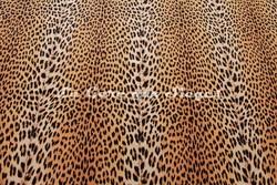 Tissu Boussac - Velours Panthère - réf: O5989-011 - Voir en grand