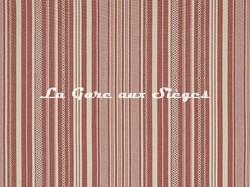 Tissu Pierre Frey - Zoulous - réf: F3350.001 Corail