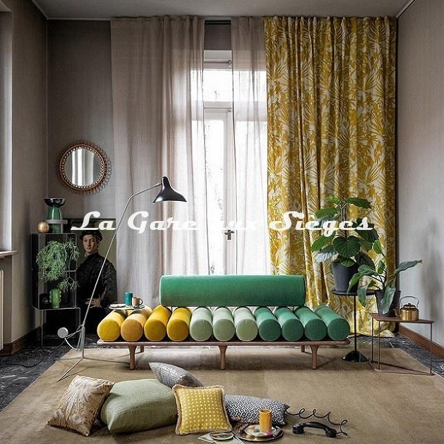 Tissu Rubelli - Home Jungle - réf: 30409 - Voir en grand