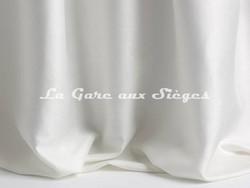 Tissu Pierre Frey - Soie Iris - réf: F3280-001 Crème - Voir en grand