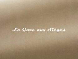 Tissu Pierre Frey - Gaspard - réf: F3070.004 Cassonade - Voir en grand