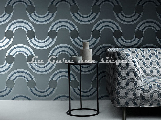 Papier peint Kirkby Design - Spot on Waves - Voir en grand