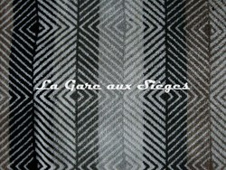 Tissu Harlequin - Erza - réf: 130629 Onyx/Mink/Slate/Dove - Voir en grand