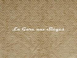 Tissu Camengo - Douves - réf: 4139.0670 Beige - Voir en grand