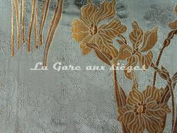 Tissu Verel de Belval - Narcisses - réf: 99102-003 Orage - Voir en grand