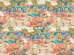 Tissu Casal - Cézanne - réf: 30409.190 Multicolore - Voir en grand
