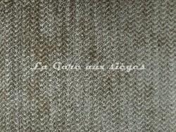 Tissu Pierre Frey - Cosmos - Réf: F2760 - Coloris: 002 Chanvre - Voir en grand