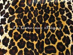 Tissu Casal - Nairobi - réf: 12822-01 Léopard - Voir en grand