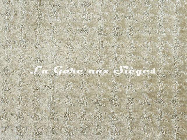 Tissu Camengo - Emilie - réf: 4162.0170 Beige - Voir en grand