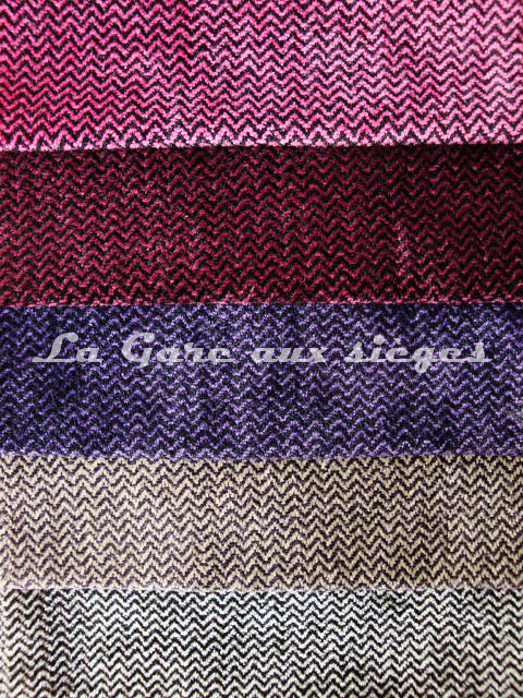 Tissu Bélinac - Bastide - réf: 1290 - Coloris: 16 - 17 - 18 - 19 - 20 - Voir en grand