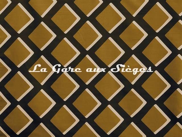 Tissu Pierre Frey - Diamonds - réf: F3213.002 Dijon - Voir en grand