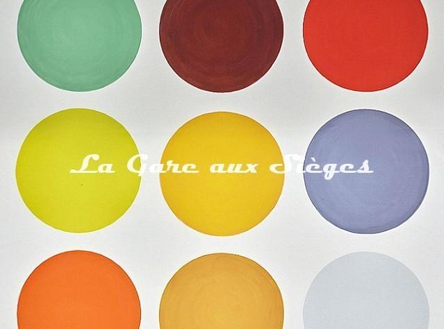 Tissu Pierre Frey - Optimist - réf: F3488.001 Multicolore - Voir en grand