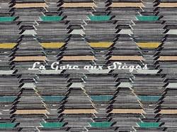 Tissu Camengo - Soller - réf: 4199.0312 Vert
