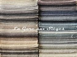 Tissu Romo - Linara - Palette de coloris neutres - Voir en grand