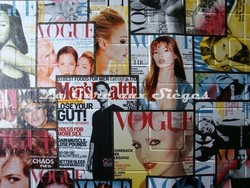 Tissu Casal - Edition spéciale - Magazines réf: 5212 - Voir en grand