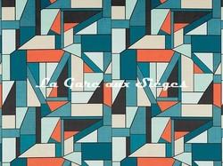 Tissu Scion - Beton - réf: 120786 Pimento - Voir en grand