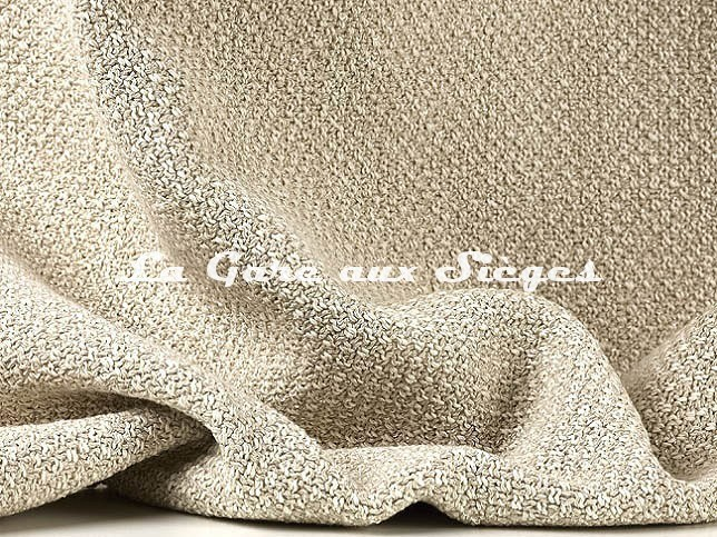 Tissu Dedar - Doppiopanama - réf: T14012.003 Naturale - Voir en grand