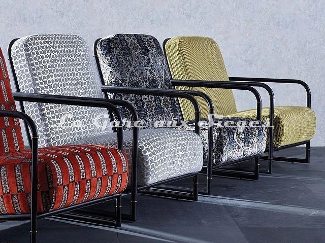 Tissus Osborne & Little - Collection Savoy velvets - Voir en grand