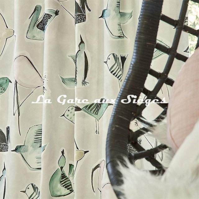 Tissu Scion Menagerie ( détail ) - Voir en grand