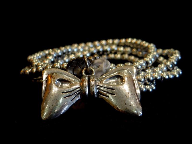 bracelet en métal gris - bracelets - EMMANUELLE COIFFURE - Voir en grand