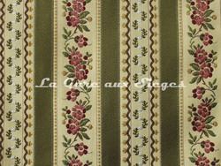 Tissu Chanée Ducrocq - Beauvais - réf: 6824 Vert