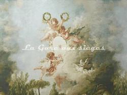 Papier peint Pierre Frey - La Cible d'Amour - Voir en grand