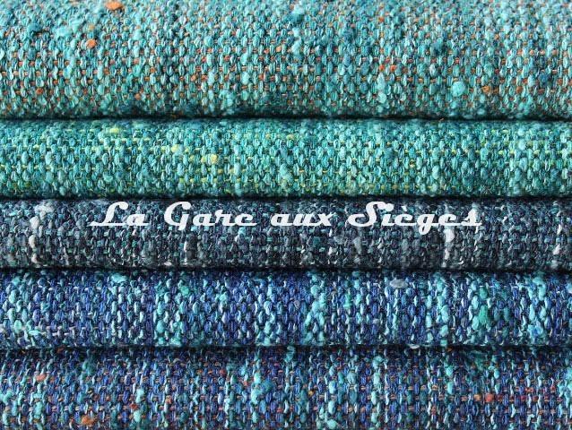 Tissu Dominique Kieffer - Tweed Couleurs - réf: 17224 - Coloris: 01 - 02 - 03 - 04 -05 - Voir en grand