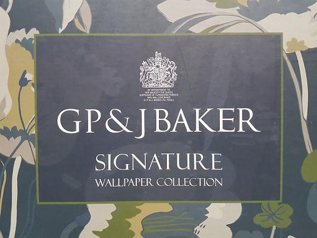 Papiers peints GP & J.Baker - Collection Signature - Voir en grand