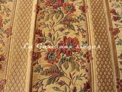 Tissu Amélie Prévot - Sourdeval - réf: 16123 - coloris: 40 Jaune - Voir en grand