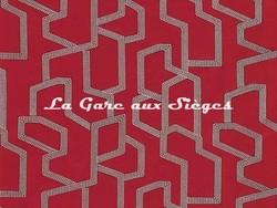 Tissu Camengo - Elite - réf: 4190.0790 Rouge