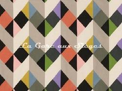 Tissu Boussac - Astro - réf: O7937-002 Confetti - Voir en grand