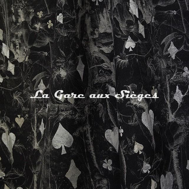 Tissu Jean Paul Gaultier - Tarot - réf: 3489.03 ( suite ) - Voir en grand