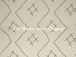 Tissu Pierre Frey - Ouarzazate - réf: F3292.001 Jasmin - Voir en grand