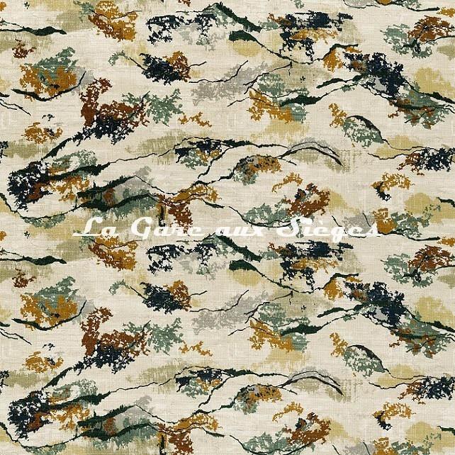 Tissu Nobilis - Tsumago - réf: 10884.02 - Voir en grand