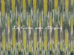 Tissu Pierre Frey - Yucatan - réf: F2881-002 Vert - Voir en grand
