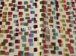 Tissu Deschemaker - Tétris - réf: 103966 Multicolore - Voir en grand